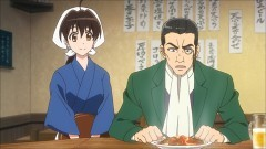 第3話 しのぶちゃんの特製ナポリタン/キスの日/動画