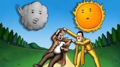 TV放送版 第6話:北風と太陽/動画