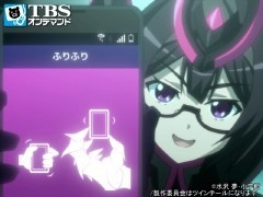 #7 熱烈見参!!暗黒眼鏡女子/動画