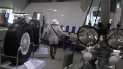 #8 航空博物館/動画