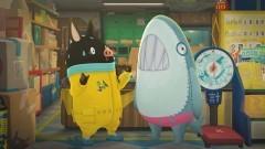第1話 「サメとの遭遇」/動画