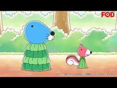 #208 シマリスくんのクフ/動画