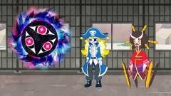 第8話 #14「新たな刺客! カラクリ仕掛けのタイムボム!」/#15「孤軍奮闘! がんばれオレンジ! 負けるなみかん!」/動画