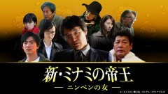 新・ミナミの帝王 #15 〜ニンベンの女〜/動画
