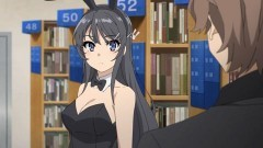 第1話 先輩はバニーガール/動画