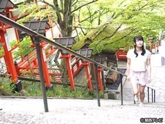 #11 京の奥座敷 新緑の鞍馬・貴船/動画