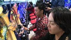 #4 コンバト/仕事人お祭りわっしょい、北斗の拳5百裂/動画