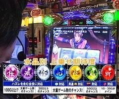 #393射駒タケシの攻略スロット�Z新鬼武者/動画