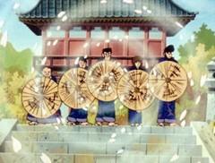 第55話 花吹雪 謎の五人衆(前篇)/動画
