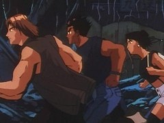 第4話 暗黒の九龍城 無法地帯、命がけの大脱出/動画