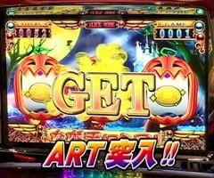 #458射駒タケシの攻略スロット�Zデビルマン2/マジカルハロウィン2/動画