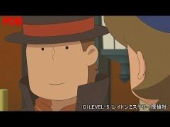 #34 レイトン教授と秘宝レリクス エピソード3/動画