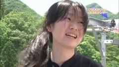 #9 仲間に贈る姉御のエールバンジー/72歳ホームレス画家決意の再起バンジー/動画