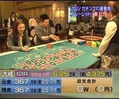 #12 カジノ萬遊記(終)パラダイス釜山ホテル(釜山)ルーレット編/動画