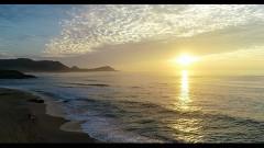 世界自然遺産 空からの奄美大島 From Sunrise to Sunset 前篇/動画