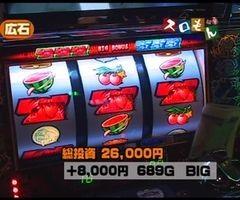 #41 魚拓&塾長のスロもん旋風の用心棒 胡蝶の記憶/政宗/動画