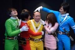 第5話 涙!さよならイエロー/動画