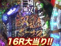 #112ビジュRパチンコ劇場CR真・三國無双/CRプレ海物語プラチナ/動画