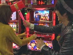 #35 パチスロ極セレクション_射駒タケシと神谷玲子がノリ打ち押忍!番長2/動画
