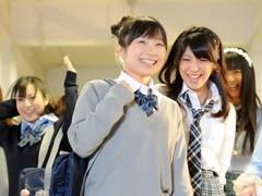 #24方言女学園「風紀委員による抜き打ち服装チェック!」B/動画