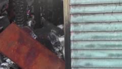 #7 原因不明の火災/動画