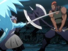 第104話 死闘十番隊!氷輪丸を放て/動画