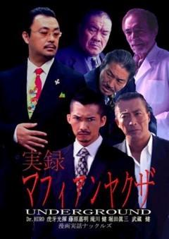 実録 マフィアンヤクザ/動画