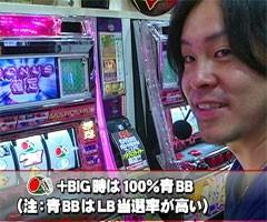 #400射駒タケシの攻略スロット�Z押忍!操・パチスロ蒼天の拳/動画