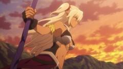 第9話 聖騎士譚/動画