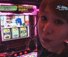 #110 S-1GRAND PRIX�「Ladies GP」準決勝Aブロック前半/動画