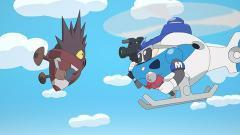 第36話 空飛ぶのりもの/動画