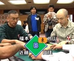 第二回戦◆実況◆第18回麻雀最強戦/動画