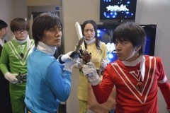 第8話 激闘!ピンク対イエロー/動画