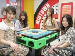 天空麻雀3 #1 (女流プロ 予選第1戦) /動画