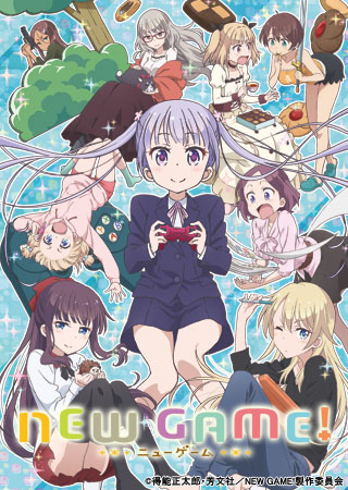 PV「NEW GAME!」/動画