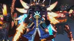 巨大なる丸き門、開かれん/ひとりはみんなのために/動画