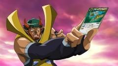 第15話 巨蟹武神キャンサードvs天蠍神騎スコル・スピア!/動画