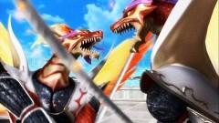 第27話 初陣 バトルフィールド! ロード・ドラゴンVSロード・ドラゴン!/動画
