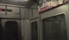 #2 電車内の男性/動画