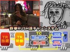 #48 パチスロ必勝本777パチスロ 鉄拳2nd/動画