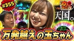 #355 ガケっぱち!!/フィーバーゆうじろう/動画