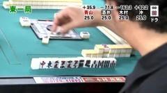 沖と魚拓の麻雀ロワイヤル RETURNS 第186話/動画