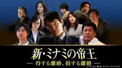 新・ミナミの帝王 #14 〜得する離婚、損する離婚〜/動画