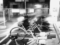 #5 駐輪場/動画