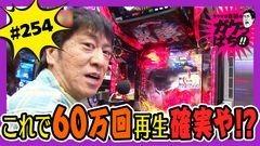 #254 ガケっぱち!!/椿 鬼奴/動画