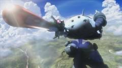 第1話 ジャブロー上空に海原を見た/動画