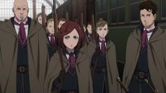 第9話『転がる石と七人の騎士』/動画